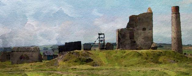 derbyshire mine