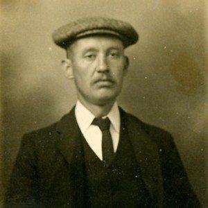 Fred Mosley - Publican Railway - Corner Pin