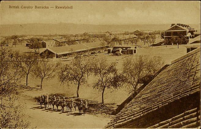 Rawalpindi Cavalry Barracks