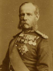 Gen. Frederick Roberts