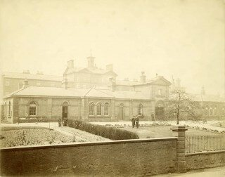 Chesterfield Workhouse