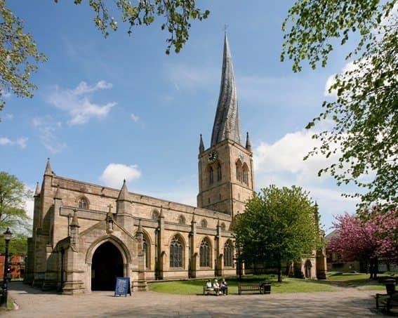 St Marys & All Saints, Chesterfield